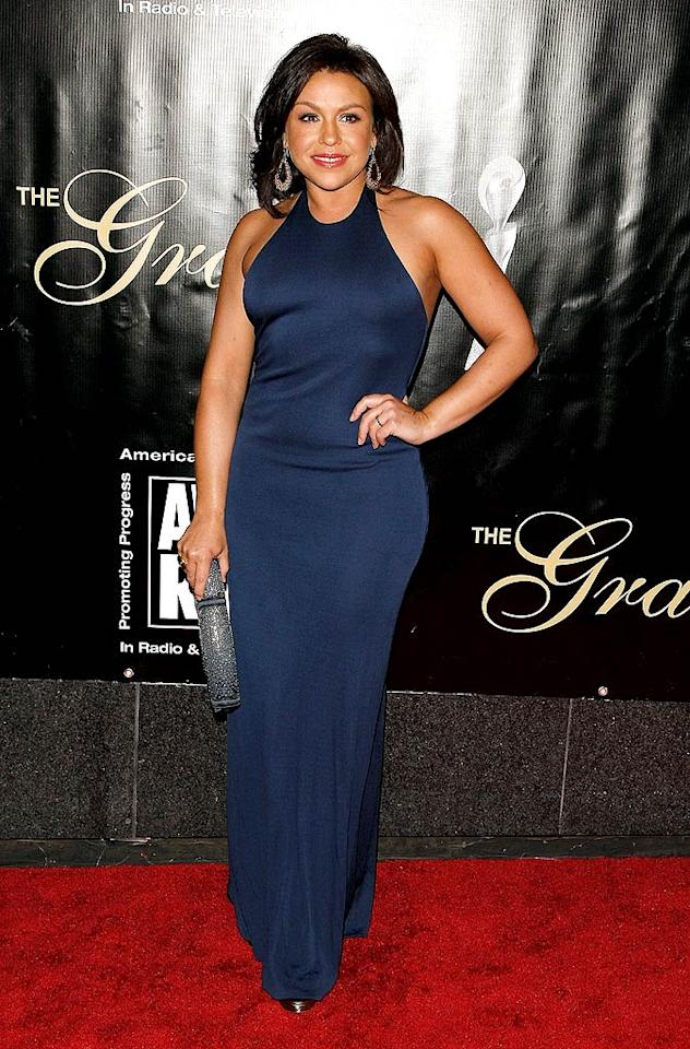 """The multi-talented Rachael Ray showcased her shoulders in a revealing halter dress. Jemal Countess/<a href=""""http://www.gettyimages.com/"""" target=""""new"""">GettyImages.com</a> - June 3, 2009"""