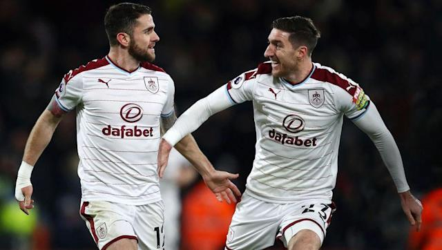 <p>Burnley's strong start to the season has seen them labelled by some as potential contenders for European football.Those hopes took a hit this week however with the news that winger Robbie Brady could be out for the rest of the season after rupturing a tendon in his knee during Saturday's 1-0 defeat at Leicester.</p> <br><p>Nick Pope looks set to deputise ably in goal for Tom Heaton, while the experienced duo of Dean Marney and Jon Walters are yet to have dates set for their return, though Matt Lowton is rumoured to be close to making a comeback from a medial knee ligament injury.</p>