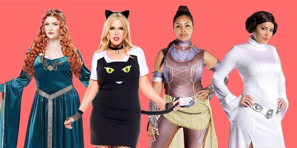 """<p>Is there anything more annoying than shopping for a <a href=""""https://www.goodhousekeeping.com/holidays/halloween-ideas/g4560/star-wars-halloween-costumes/"""" target=""""_blank"""">Halloween costume</a> and seeing only sizes small, medium, and large? Yes, actually: reading a label that says """"One Size Fits 0–12."""" To make matters worse, many plus-size items are oversized, baggy costumes. We're not looking to hide our curves ... we want to accentuate them! This year, we want you to feel comfortable, beautiful, and sexy in your plus-size Halloween costume. </p><p>These <a href=""""https://www.goodhousekeeping.com/holidays/halloween-ideas/g2599/halloween-costumes-with-makeup-ideas/"""" target=""""_blank"""">size-inclusive Halloween getups</a> make shopping for your curve-friendly costume so much more fun. From throwbacks like poodle skirts for a '50s sock hop to your favorite Disney princess of all time, there are so many ways to rock a plus-size Halloween costume this year. Pick the one that speaks to you most (we're pretty partial to the angel and devil BFF costumes) and celebrate October 31 exactly how you want to. Fitted skirts, flattering jumpsuits, and elegant gowns are just a few of the pieces you'll find in this roundup. All of them are made to fit your specific size, so go for it and live your very best life this Halloween. </p>"""