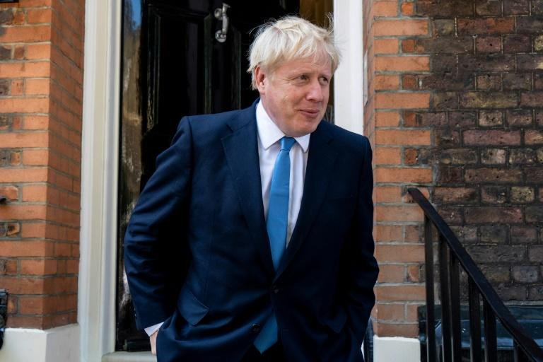 British Prime Minister Boris Johnson stressed that his government wanted to achieve a divorce deal with Brussels