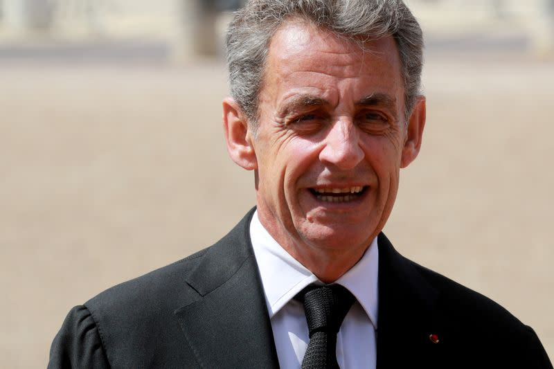 Former French President Sarkozy facing new legal charges