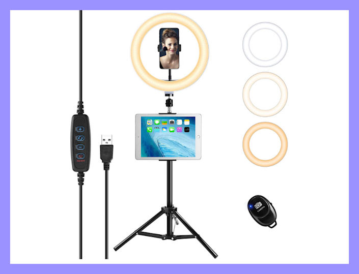 Smile and look great for Zoom calls — save $10 for Prime members only! (Photo: Amazon)
