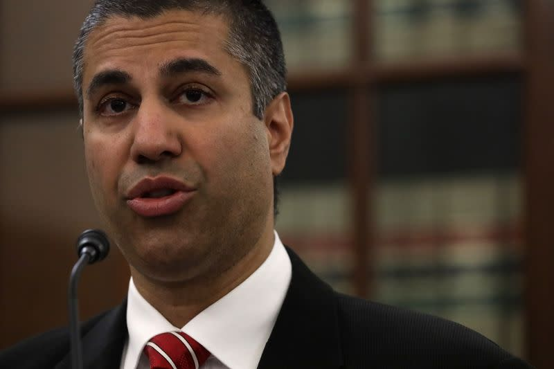 FCC will move to clarify key social media legal protections: chair