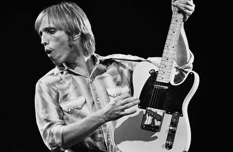 Image: Singer Tom Petty Performs in Concert (George Rose / Getty Images)