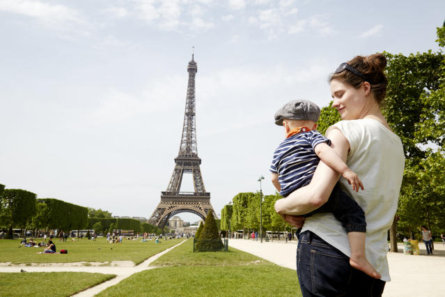 French officials have the power to reject parents' baby name choices. (Chris Tobin via Getty Images)