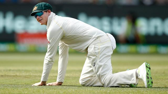Steve Smith was keen to focus on the outstanding performance of his Australia side as they prepared for a tough second Test in South Africa.