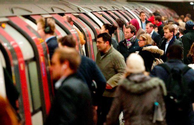 Oxford Circus, Waterloo and London Bridge were the tube stations with the most exposure to pollution. (SWNS)