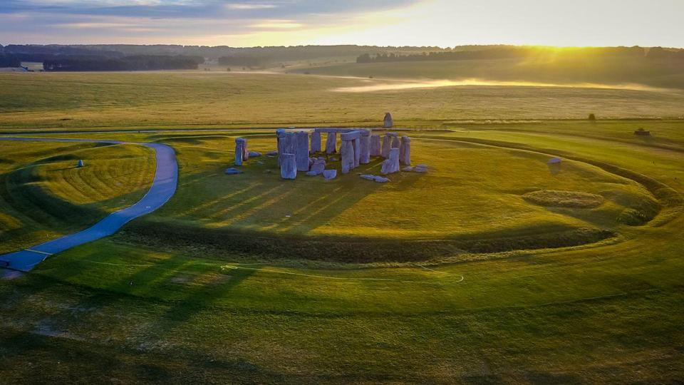 "<p>One of the best-known prehistoric monuments in Europe, Stonehenge took the 10th spot with a score of 19%. </p><p><strong>READ MORE</strong>: <a href=""https://www.countryliving.com/uk/wildlife/countryside/a35487047/stonehenge-documentary-waun-mawn-wales/"" rel=""nofollow noopener"" target=""_blank"" data-ylk=""slk:Part of Stonehenge could have originally come from Waun Mawn stone circle in Wales"" class=""link rapid-noclick-resp"">Part of Stonehenge could have originally come from Waun Mawn stone circle in Wales</a></p>"