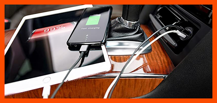 Charge 'em if you got 'em. The smartest — and healthiest! — use ever for a car lighter. (Photo: Amazon)