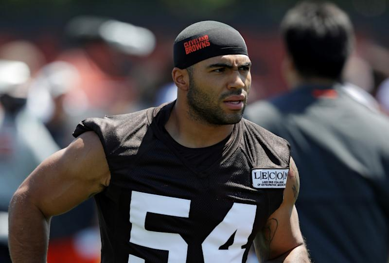 Ex-Brown's LB Mychal Kendricks pleads guilty to insider trading
