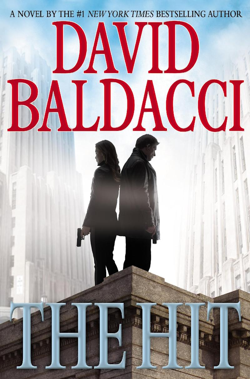 Image result for david baldacci the hit book cover