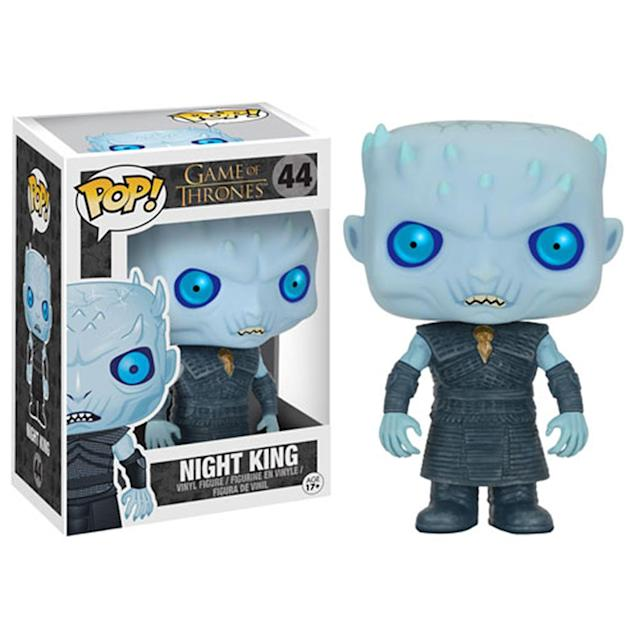 <p>It isn't yet clear whether the Night King is the first White Walker or if, as in the books, it's suggested that he was actually once a Stark. </p>