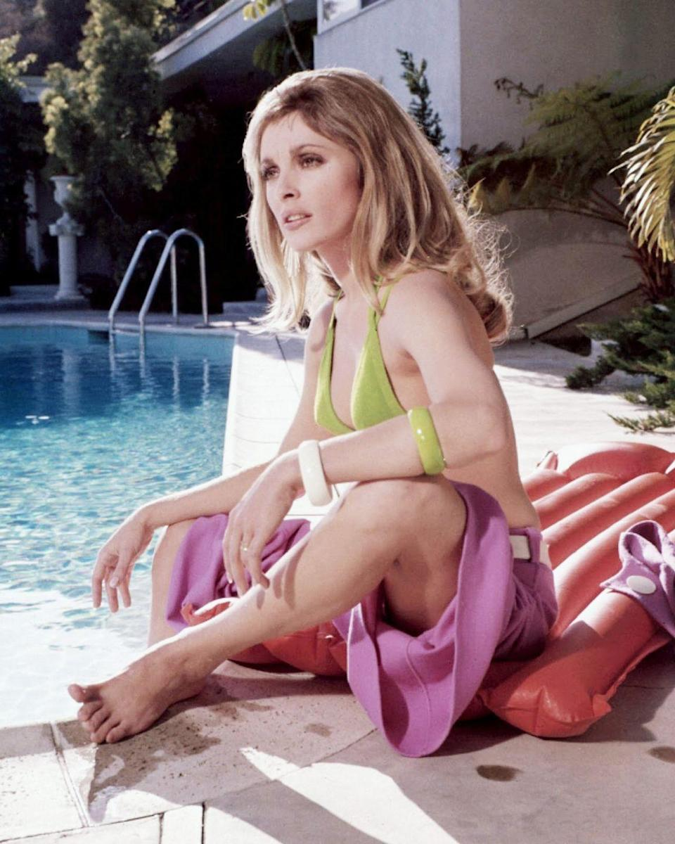 <p>Tate's character in <em>Don't Make Waves, </em>Malibu, was intended to capitalize on 1960s beach culture and served as inspiration for the Malibu Barbie Doll. </p>