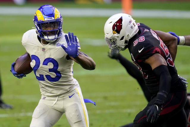 Rams Rb Cam Akers Unlikely To Practice All Week But Won T Be Ruled Out Vs Cardinals