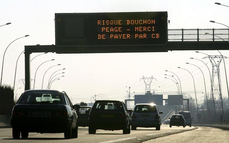 We look at how Britain leaving the European Union may affect drivers - CHRISTOPHE ENA/AP