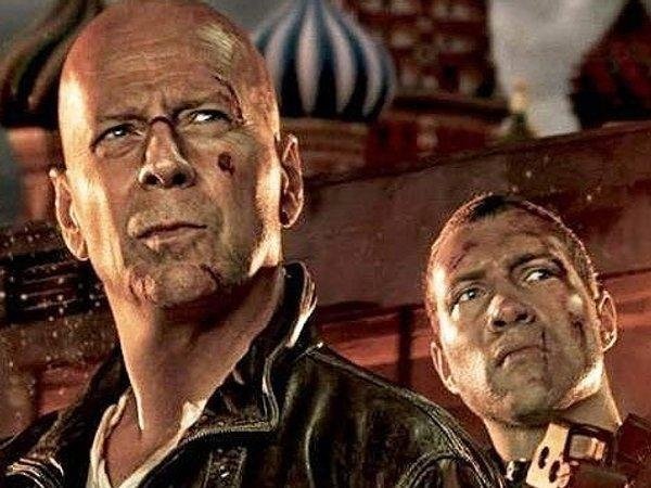 """Die Hard"" rules!"