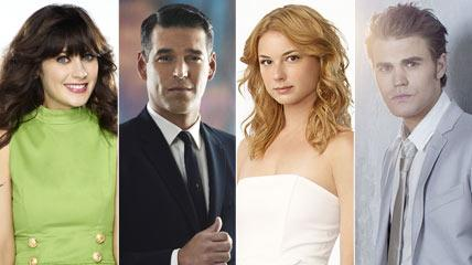 We'll tell you who's worth tuning into this fall