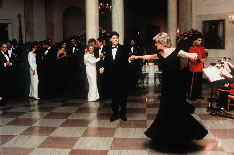 "John Travolta Said Dancing With Princess Diana Was a ""Fairytale"""