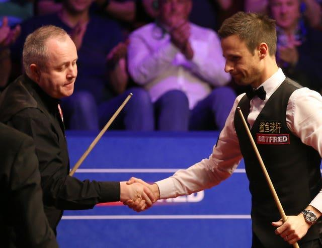 2019 Betfred Snooker World Championship – Day Fourteen – The Crucible