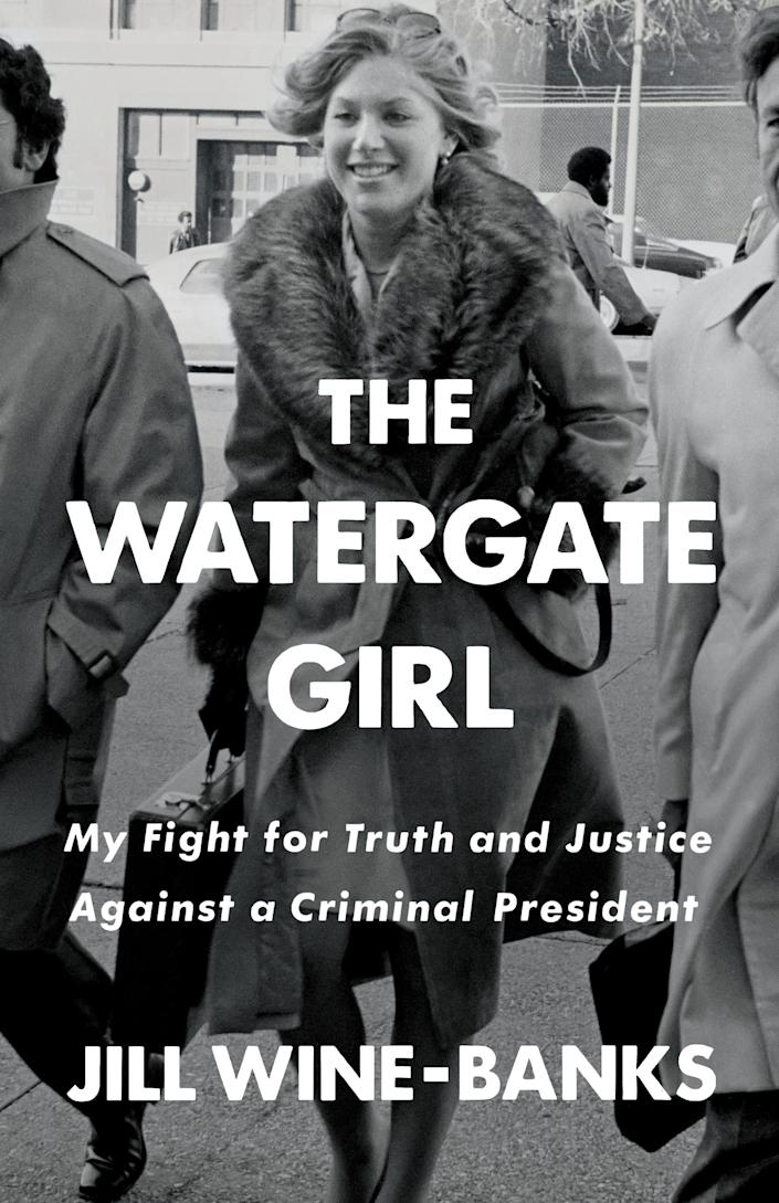 """The Watergate Girl"" will be published in February 2020."