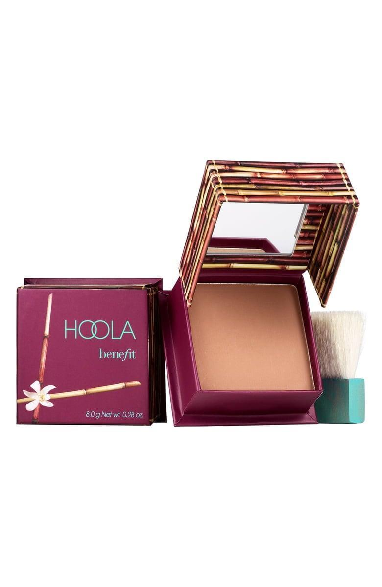 <p>One of the most popular cult-favorite bronzers is the <span>Benefit Hoola Matte Bronzing Powder</span> ($30), which now comes in four shades.</p>