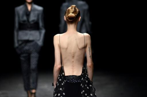 All eyes on models as much as clothes on Paris catwalks