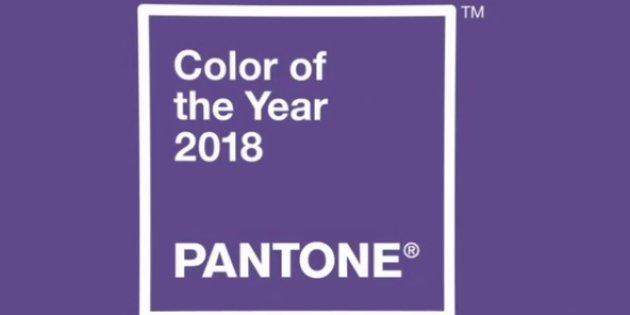 l 39 ultra violet sera la couleur de l 39 ann e 2018 selon pantone. Black Bedroom Furniture Sets. Home Design Ideas