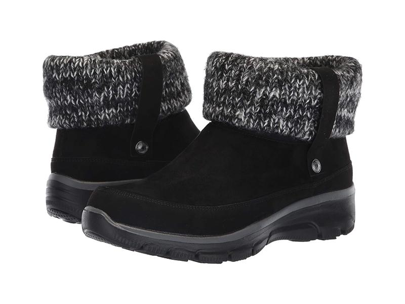 "Envelop your feet in total warmth with these cozy boots.The water-resitant microfiber upper and sturdy sole make these a perfect pair to brave the cool temps. (Photo: Zappos) <a href=""https://fave.co/2qBzKmF""><strong>SHOP IT:</strong></a><strong> $59 (was $65),</strong><a href=""https://fave.co/2qBzKmF""><strong> zappos.com</strong></a>"
