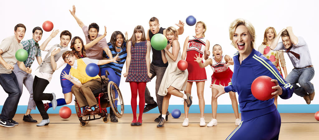 """<b>""""Glee""""</b><br>Tuesday, 5/22 at 8 PM on Fox<br><br>""""Glee's"""" Season 3 finale may be its most emotional episode yet, and the question on everyone's mind remains: Where's everyone going after graduation? Though there will be tons of cliffhangers, the cast has said that the finale will definitely address where each character will or won't be. The soundtrack for the big episode includes Bruce Springsteen's """"Glory Days,"""" Beyoncé's """"I Was Here,"""" and Green Day's """"Good Riddance (Time of Your Life).""""<br><br><a href=""""http://yhoo.it/IHaVpe%20"""">More on Upcoming Finales </a>"""