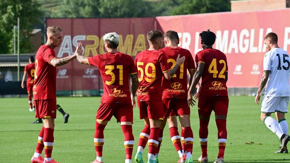 I giallorossi | Luciano Rossi/Getty Images