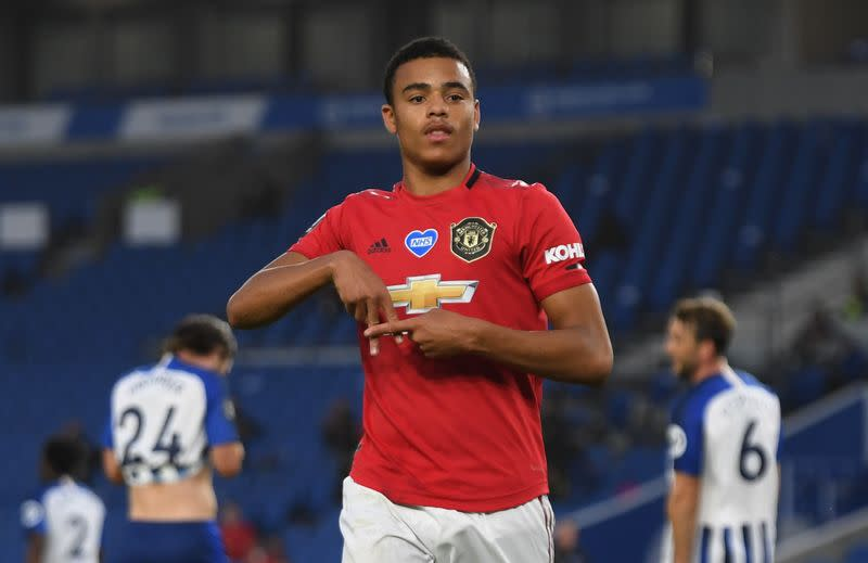 'Brilliant boy' Greenwood will only get better, says Solskjaer