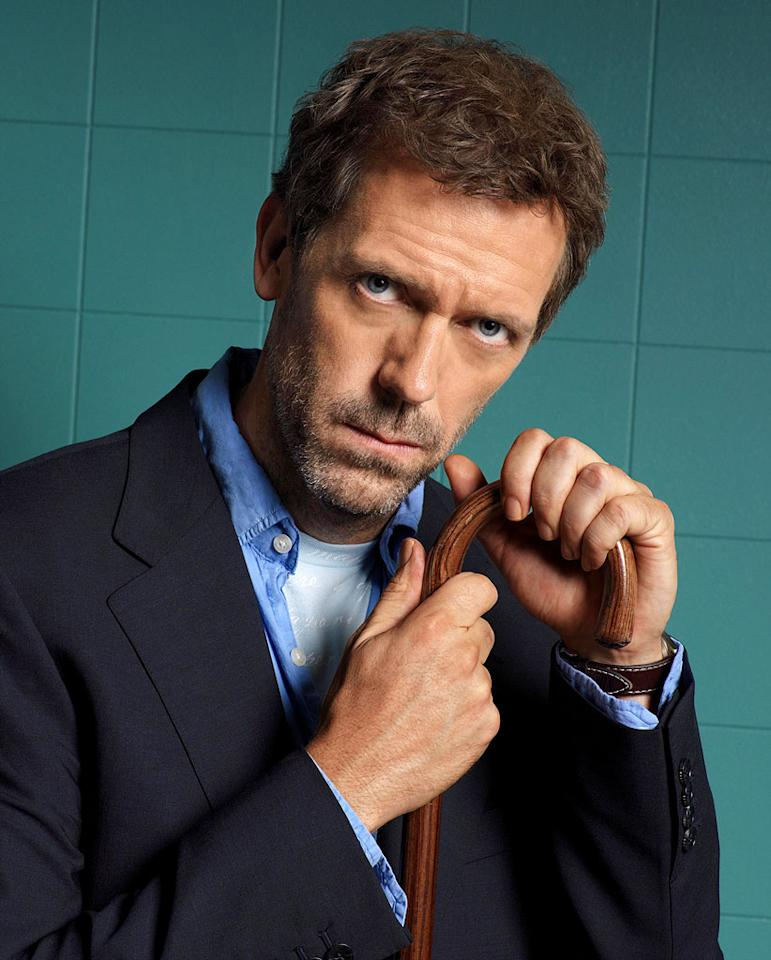 "2007 Emmy Awards: <a href=""/hugh-laurie/contributor/34849"">Hugh Laurie</a> nominated for Best Actor (Drama) for his role as Dr. Gregory House on <a href=""/house/show/36106"">House</a>."