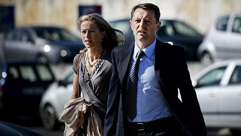 Kate and Gerry McCann have maintained their innocence over their daughter's disappearance. Source: AAP
