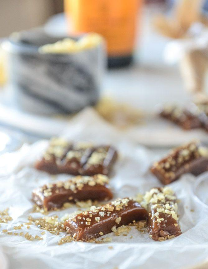 """<p>An elegant sweet treat gets an unexpected potato chip topping that just somehow works. </p><p><a href=""""https://www.howsweeteats.com/2016/01/potato-chip-salted-champagne-caramels/"""" rel=""""nofollow noopener"""" target=""""_blank"""" data-ylk=""""slk:Get the recipe"""" class=""""link rapid-noclick-resp"""">Get the recipe</a>.</p>"""