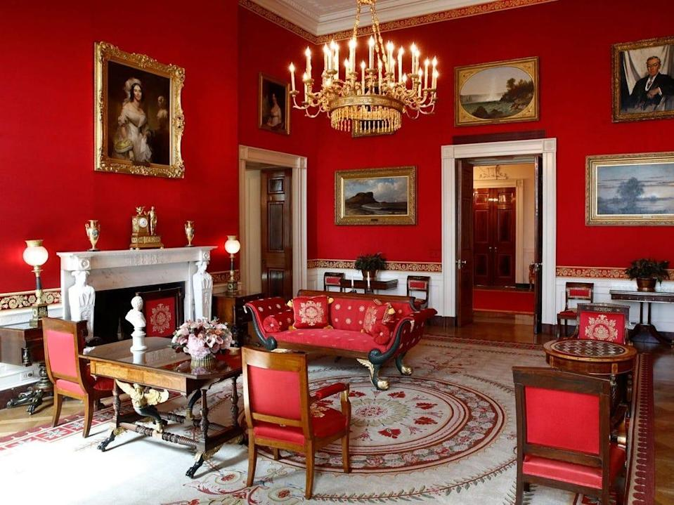 Red Room White House