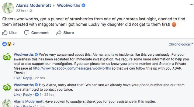 Ms McDermott took to Facebook to vent her anger. Source: Facebook