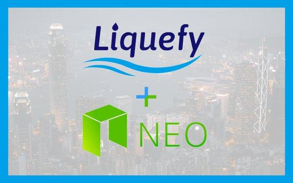 The investment and partnership with Liquefy have cemented NEO's commitment to develop the security token industry.
