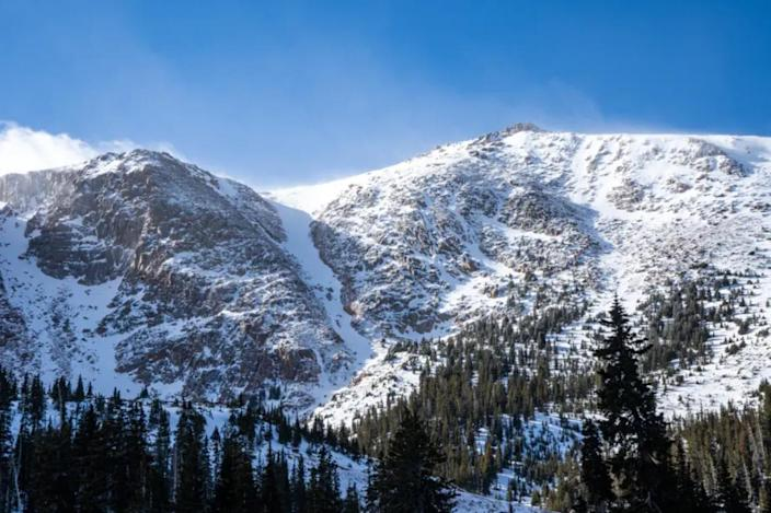 Colorado's 1921 record for most snow in 24 hours in the U.S. still holds strong