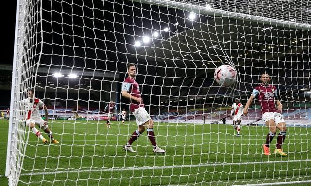 Ings scored the only goal of the game against his former club