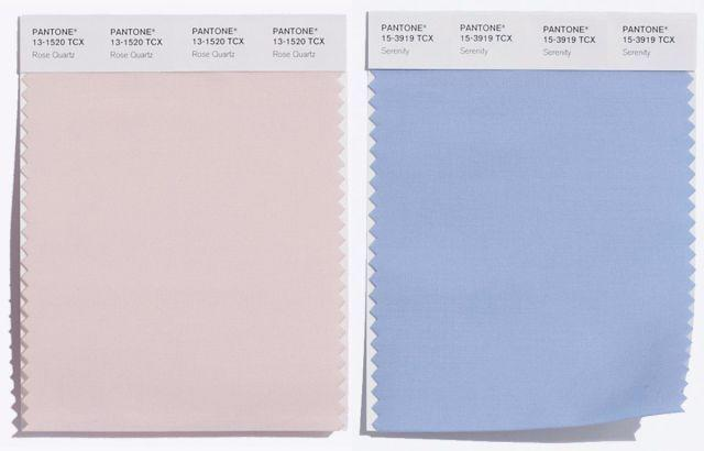 <p>Get to know these colors with 12 new beauty products. <i>(Photo: Courtesy of Pantone)</i></p>
