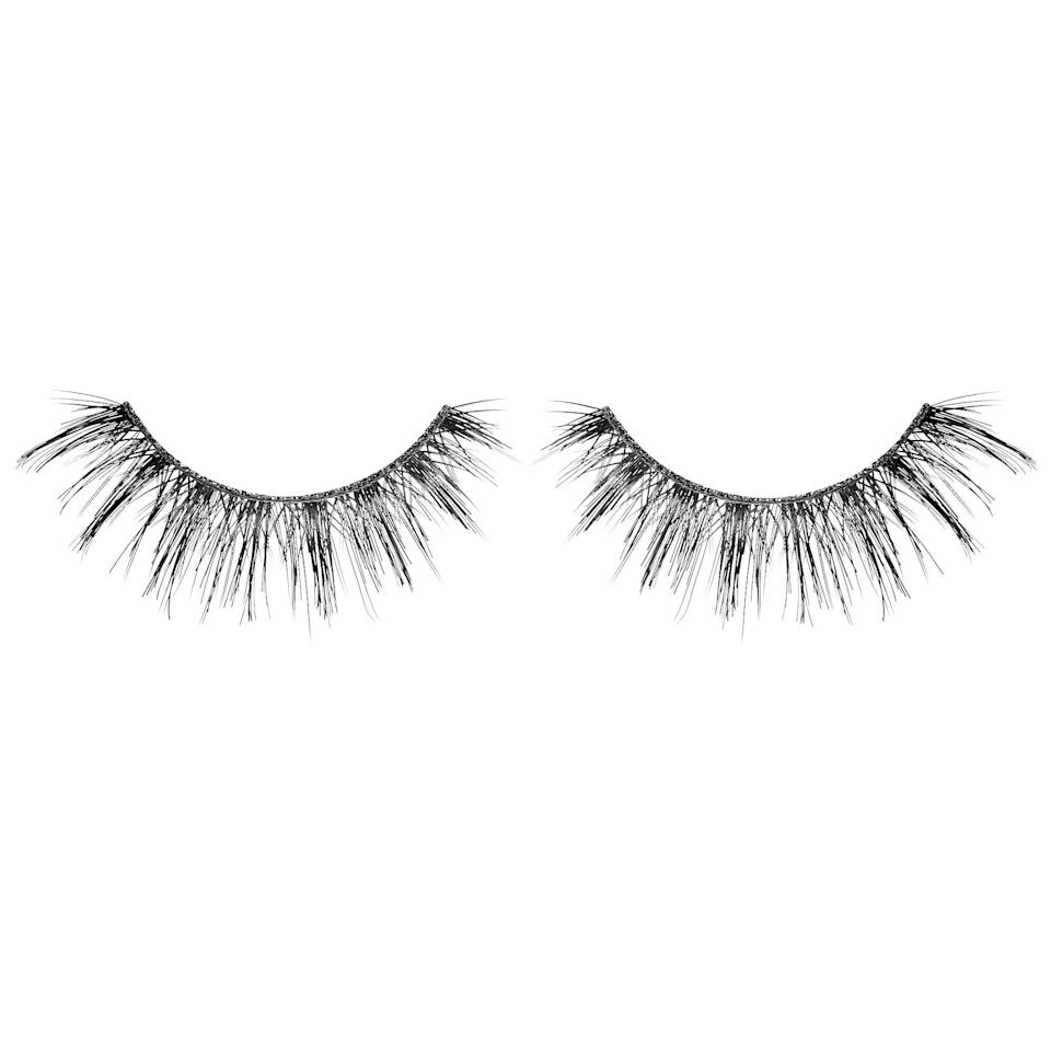 """<p>All eight styles of these <span>Tarte Tarteist Pro Cruelty-Free Lashes</span> ($12) are vegan, ranging from the natural """"GTL"""" (go-to-lashes) to several options brining bigger, bolder drama. Plus, each set attaches to your lids with a cotton strip making them a good choice for anyone with latex allergies, too.</p>"""