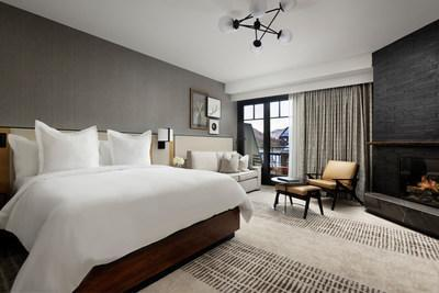 Reimagined Premier Mountain-View Guest Room