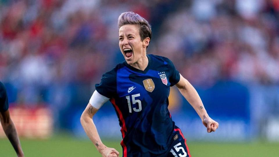 Megan Rapinoe | Brad Smith/ISI Photos/Getty Images