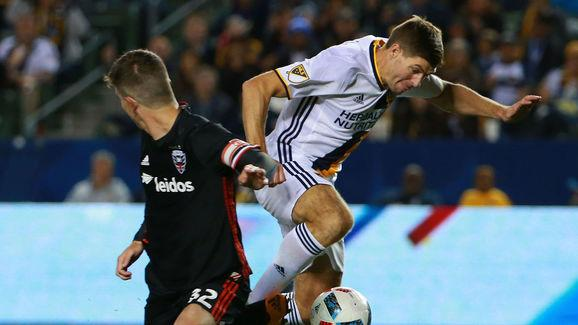 D.C. United v Los Angeles Galaxy