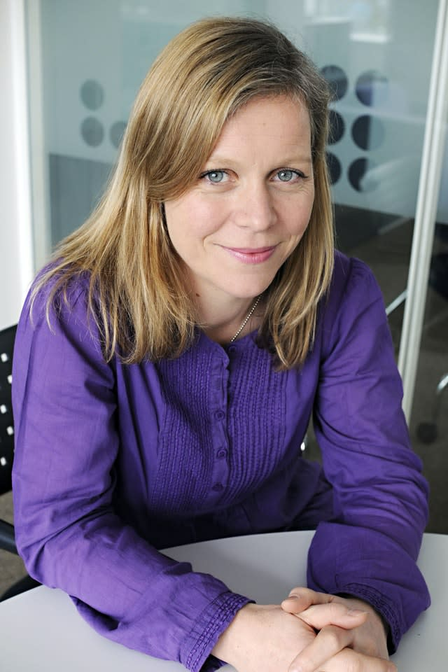 Charlotte Moore said the programme reflected the BBC's commitment to environmental programming (Charlotte Steeples/BBC)