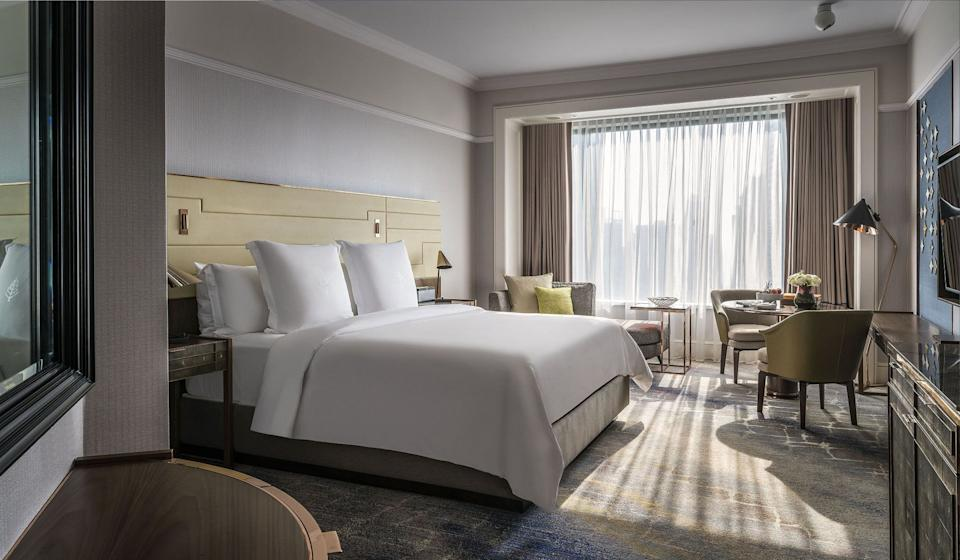 The Four Seasons Hotel is available to book on HoteLux. (PHOTO: HoteLux)