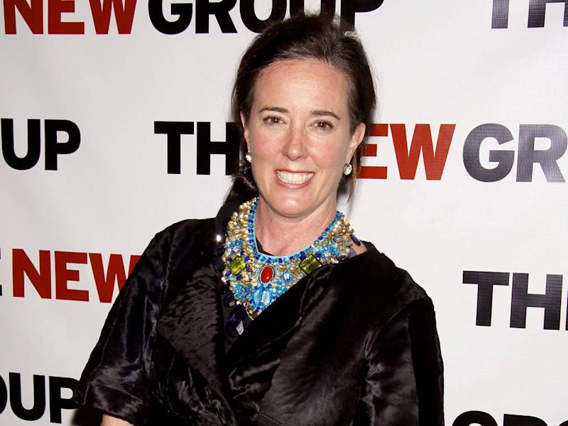 Kate Spade's husband shares poignant mental health message to mark her birthday