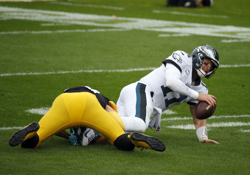 Not a great year for the Eagles. (Photo by Justin K. Aller/Getty Images)