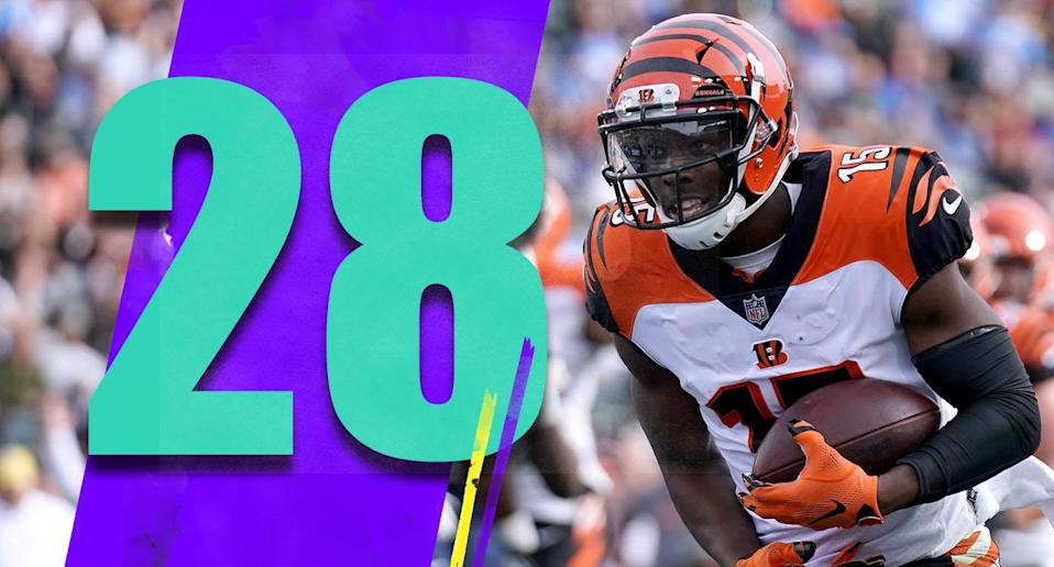 <p>It will be lost in the shuffle because the Chargers won and nobody was focused on that game, but the Bengals taking the Chargers to the brink on the road was an impressive effort for a team that has nothing to play for. (John Ross) </p>