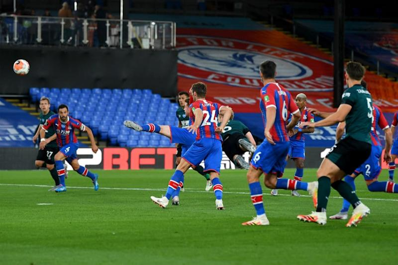 Crystal Palace vs Burnley: Ben Mee Fires Clarets to 1-0 Win Against Eagles